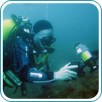 Search & Recovery Diver | Semiclosed Rebreather Ray | Semiclosed Rebreather Dolphin Atlantis | Cavern Diver