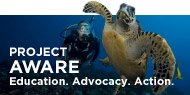 Project AWARE Specialist - (no dives required)